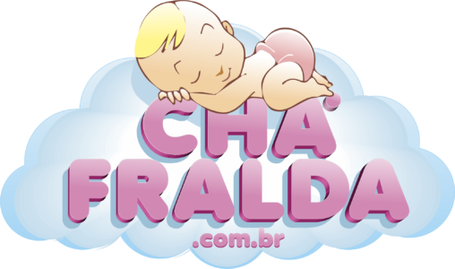 Chá fralda logo