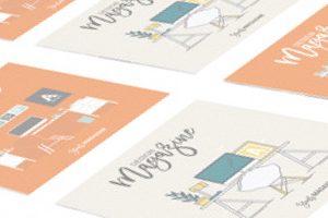 Pacote de Logo e cartão