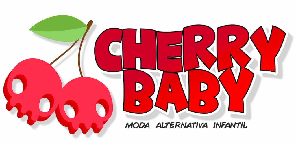 Cherry baby logo