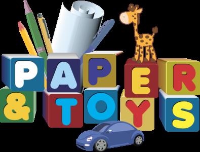 Paper Toys logo